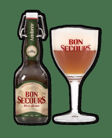 Brasserie Caulier Bon Secours
