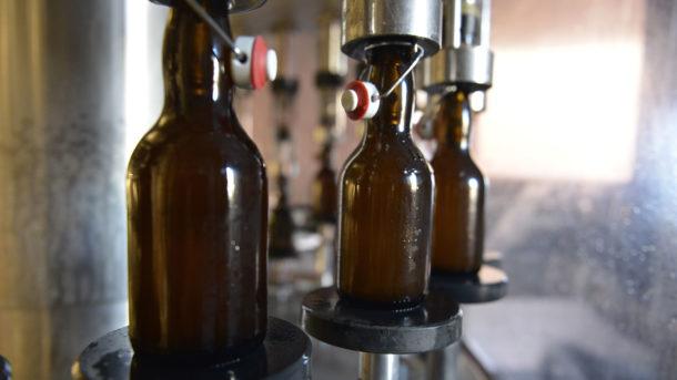 bouteilles bières